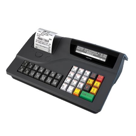 Dowiedz się więcej o kasie fiskalnej Novitus Sento LAN E