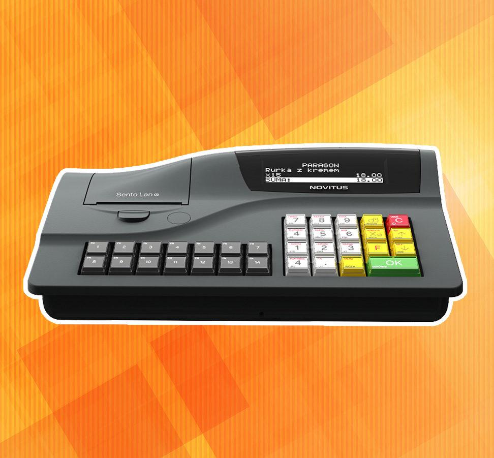 Zakup kasy w sklepie internetowym